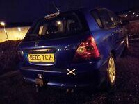honda civic diesel 1.7 ctdi 03 plate metalic blue cheap reliable car