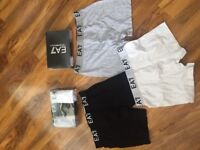 EA7 Boxer shorts age 10-16 years