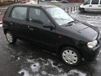 Small Suzuki Alto cheap to run