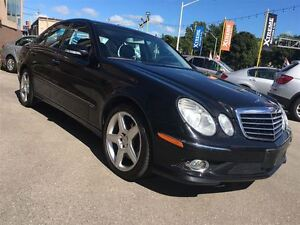 2009 Mercedes-Benz E-Class 3.5L AMG PACKAGE Kitchener / Waterloo Kitchener Area image 8