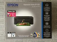Epson Expression Home XP-322 All-in-One Inkjet Printer, brand new, unopened box