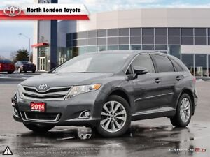 2014 Toyota Venza Ample cargo space and efficient 4 cylinder...