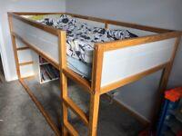 Ikea Kura Reversible Cabin bed