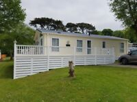 Superb Holiday Lodge, sleeps six, on Beautiful North Devon Holiday Park