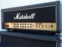 Marshal TSL 100 Head and 4x12 Cabinet 1960A