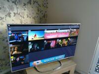65 inch 4k HDR tv