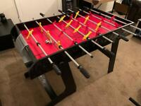 Rapid Fire Football Table