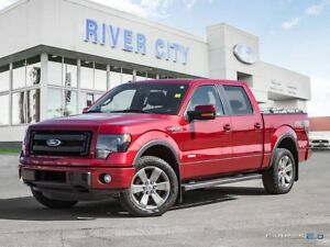 2013 Ford F-150 -INCLUDES Yamaha 7.2 Wireless Home Theatre