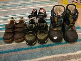 Boys shoe bundle size 7