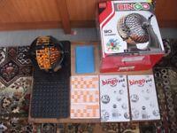FAMILY BINGO GAME, BOXED