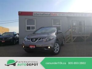 2012 Nissan Murano SV   PANO ROOF   BACK-UP CAM