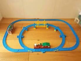 Trackmaster Thomas Tank Train Set