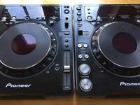 Pioneer cdj 1000 mk3 1000mk3 pair fair/good condition