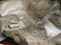 JOB LOT OF WEDDING BELTS