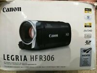 Cannon Legria HD Camcorder HFR306
