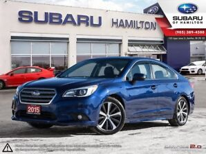2015 Subaru Legacy 3.6R Limited Package ONE OWNER | NO ACCIDE...