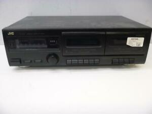 JVC Double Cassette Deck - We Buy and Sell Stereo Systems at Cash Pawn! 116555 -MH326409
