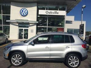 2012 Volkswagen Tiguan HIGHLINE/1 OWNER/ONLY 34 K!!!