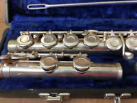 Gemeinhardt silver plated M2 flute, good condition