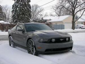 2005-2014 Ford Mustang Snow Tire Packages starting at $823.24 – P 225/60/17 & P 235/50/18 Snow Tires Installed