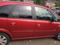 Looking for a SWAP FOR MY MERIVA A