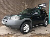 LAND ROVER FREELANDER V6 ES AUTOMATIC *FULL SERVICE HISTORY, MOT UNTIL 2018*