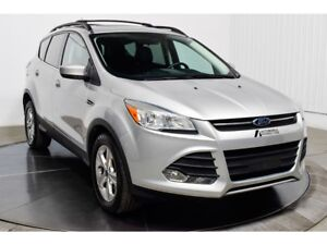 2014 Ford Escape SE 2.0L CUIR TOIT PANO NAV CAMERA DE RECUL