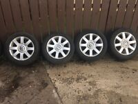 "16"" alloys 5x112 cheap golf Passat Vauxhall Saab Jetta"
