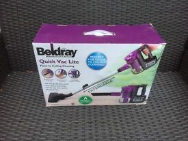 Beldray Quick Vac Lite 2-in-1 Handheld Stick Vacuum Cleaner £20 ono