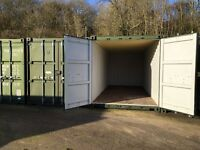 Self Storage Containers 20ft & 8ft Available For Weekly or Monthly Rent