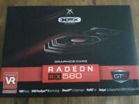 XFX RADEON RX 580 Graphics card