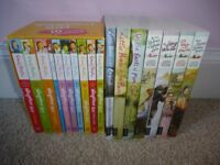 2 sets of childrens books - Enid Blyton and Laura Ingalis Wilder - excellent condition