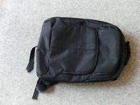 Laptop rucksack (black)
