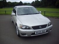 LEXUS IS200 2.0SE AUTO