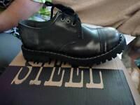 STEEL® Combat Boots