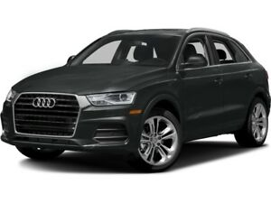 2016 Audi Q3 2.0T Komfort ACCIDENT FREE