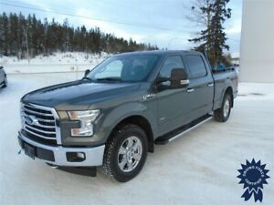 "2017 Ford F-150 XLT Supercrew 6 Passenger 157"" WB 4X4 w/6.5' Box"
