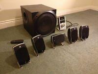 Logitech Z5500 5.1 Surround Sound System