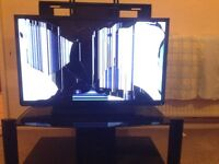 Toshiba Tv with stand for sale