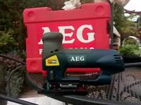 Jigsaw AEG 240v