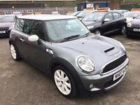 MINI 1.6 COOPER S 6 SPEED 3 DOOR 2007 / 1 OWNER / 62K MILES / TIMING CHAIN DONE / SERVICE HISTORY