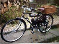 Auto cycle / Retro bike