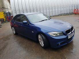BMW 320D M SPORT 184 MANUAL