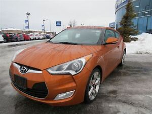 2014 Hyundai Veloster Tech, GPS, Panoramic Sunroof, Auto, Hyunda
