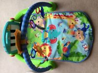 Fisher Price Kick & Play Piano Gym - baby play mat
