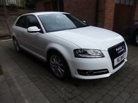 2010 Audi A3 Sport Diesel, ONLY 63000 MILES £7800