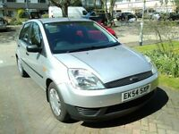 2004 Ford Fiesta 1.4 TDCi LX - One owner from new, garaged, excellent condition.