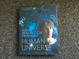Human Universe - Brian Cox (Hardback Book)