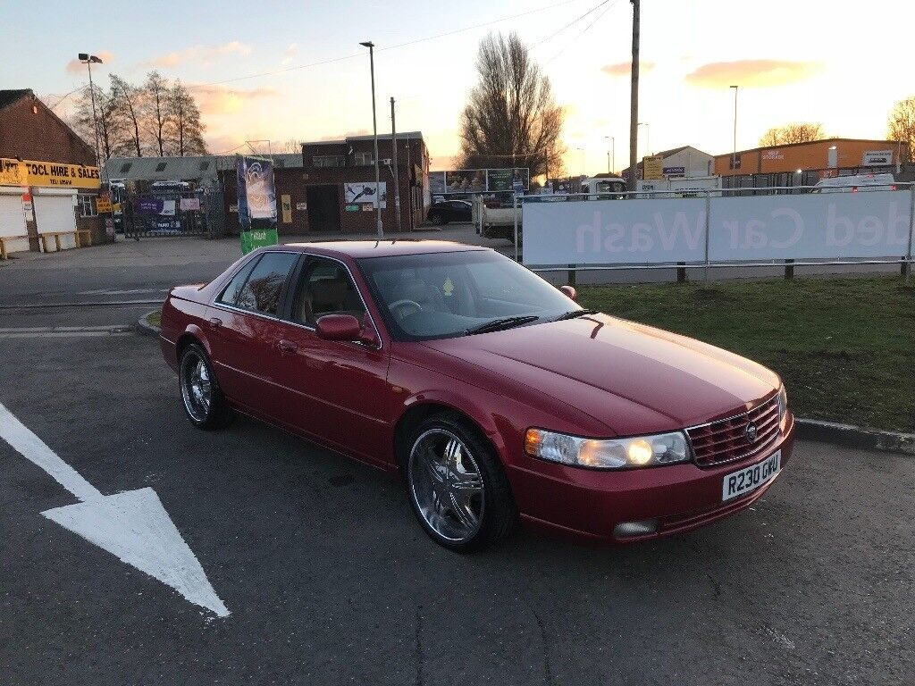 Cadillac Seville Sts 4 6 V8 In Gloucester Gloucestershire Gumtree