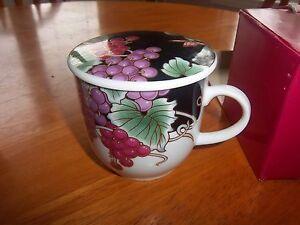 Bowring Tea Mug & Strainer